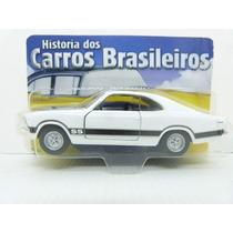 Opala Ss Chevrolet Carros Brasileiros 1:43 Diecast Metal