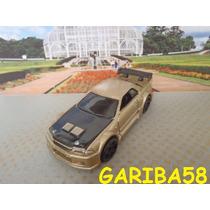 Hot Wheels Nissan Skyline Gt-r (r32) 2009 Garage Mc Gariba58