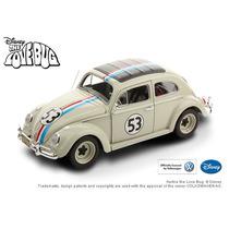 Hot Wheels Elite Herbie Se Meu Fusca Falasse Love Bug 1:18