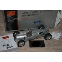 Miniatura Auto Union Typ C Bergrenner 1936 Cmc 1/18