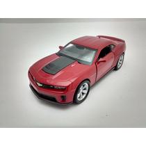 Miniatura Chevrolet Camaro Zl1 Vermelho
