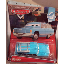 Disney Cars Mrs The King - Senhora Rei Original Mattel