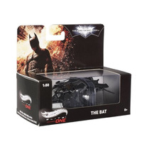 Batman Dark Knight Rises The Bat Hot Wheels 1:50