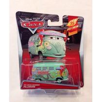 Disney Cars Pit Crew Member Fillmore Original Mattel
