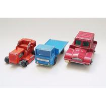 Matchbox Lesney Lote Com Miniaturas Antigas #510
