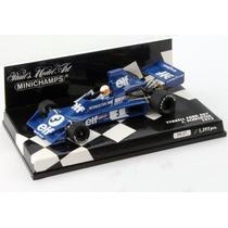 1:43 Minichamps Tyrrell Ford 007 J. Scheckter 1975 F1