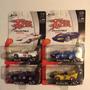 Jada Toys Speed Racer Série Completa 8 Carros C/ Black Tiger