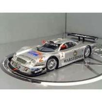 2 Miniaturas Mercedes Clk Racing + Porshe 911 Gt Maisto1/18