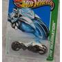 Hotwheels Moto Max Steel - 2013