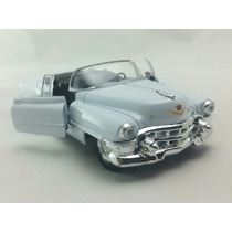 Miniatura Cadillac Eldorado 1953 Conversível Branco
