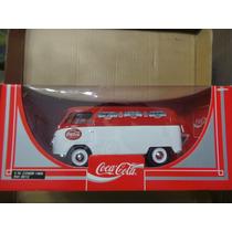 Miniatura Coca Cola V.w.combi 1966 Solido