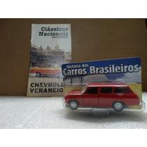 Chevrolet Veraneio - Carros Brasileiros 1:43 - Revista