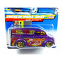 Dairy Delivery Circus On Wheels - Hot Wheels 2000 164hs Ctba