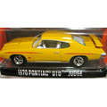 Greenlight Garage 1970 Pontiac Gto Judge (lacrado)