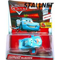 Disney Cars Mcqueen Storm Dinoco Tenho Frank Sally Chick