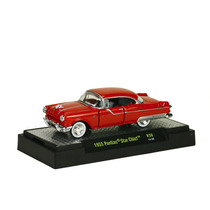 Pontiac Star Chief 1955 R30 M2 Machines 1:64 32500-30h-4