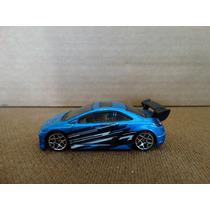 Honda Civic Si - Hot Wheels - Azul - Loose