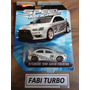 Hot Wheels Speed Machines - Mitsubishi 2008 Lancer Evolution