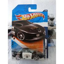 Pontiac Firebird Policia - Hot Wheels 2011 - 1:64