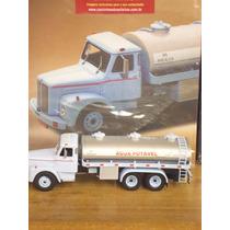 Caminhões Brasileiros Outros Tempos Scania Vabis Ls1970 Ed 2