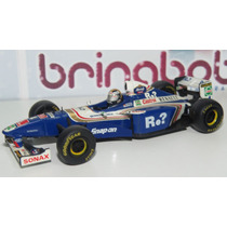 1.43 Onyx Williams Renault Fw19 H.h.frentzen