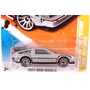 Hot Wheels 2011 #018 - Back To The Future Time Machine