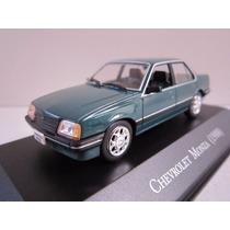 Miniatura Chevrolet Monza 1988 Verde 1:43 Ixo