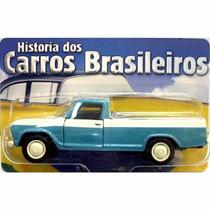 Carro Brasileiro Clássicos Nacionais Chevrolet C15 Miniatura