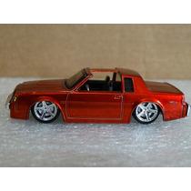 87 Buick Regal T Type - Maisto Pneus De Borracha 1:64