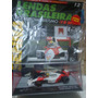 Coleçao Lendas Brasileiras Senna Mclaren Mp4/5b N°12