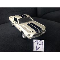 Ford Shelby Gt 500k Escala 1-18 Miniatura