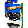 Hot Wheels - Batman - Arkham Asylum Batmobile 2013 Batmovel