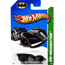 Hot Wheels - Batman - Arkham Asylum Batmobile 2013 Batmovel