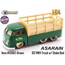 Vw - Kombi Truck Verde Jada - 1/64
