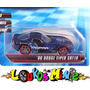 Hot Wheels ´06 Dodge Viper Srt10 Speed Machines Lacrado 1:64