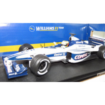 1:18 Hotwheels Williams Fw22 Ralf Schumacher