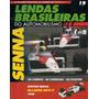 Lendas Brasileiras Do Automobilismo 19 - Senna Mclaren 1989