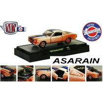 M2 Detroit Muscle 1965 Ford Mustang Shelby Gt350 Sujo - 1/64