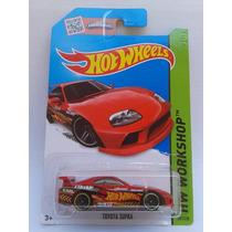 Hotwheels Toyota Supra - 201/250 - Coleção 2015