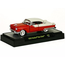 Miniatura De Pontiac Star Chief 1955 1:64 M2 Machines