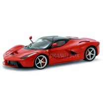Ferrari Laferrari 1:18 Hot Wheels Vermelho Bly52