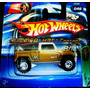 Hot Wheels T-hunt 2006 ´69 Hummer Hbt Concept Roda Borracha