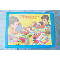 Matchbox Lesney Game, Play Set & Collector