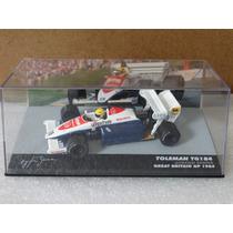 Ayrton Senna - Toleman Tg184 - F1 - 1:43 Great Britain 1984
