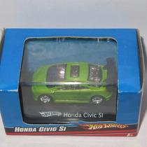 Hot Wheels Hond Civic Si 1/87 Ho