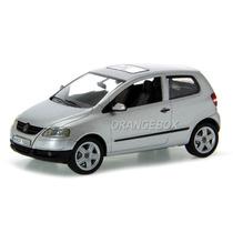 Volkswagen Fox Schuco 1:43 Prata Shu-29841