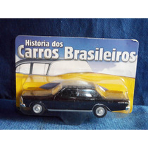 Carrinho Coleção História Carros Brasileiros Ford Galaxie