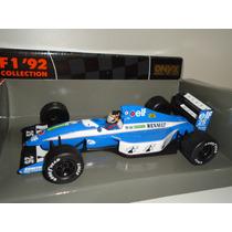 Onyx 1/24 Ligier Js37 Boutsen F1 1992 # Minichamps Senna