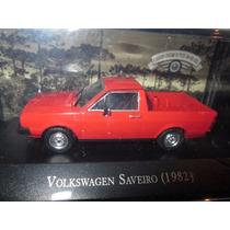 Carros Nacionais Inesquecíveis Volkswagen Saveiro 1982