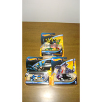 Lote Hot Wheels Batman, The Pinguin E Robin